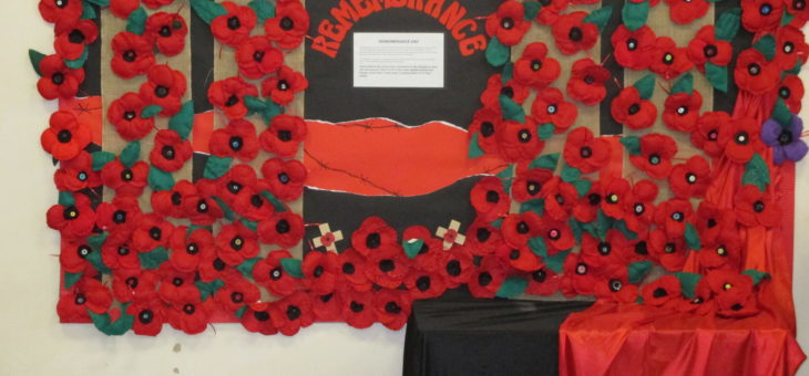Remembrance Day Display